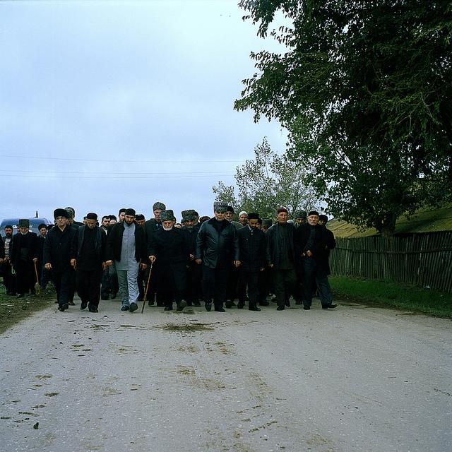 Grozny Bood Feud © Olga Kravets